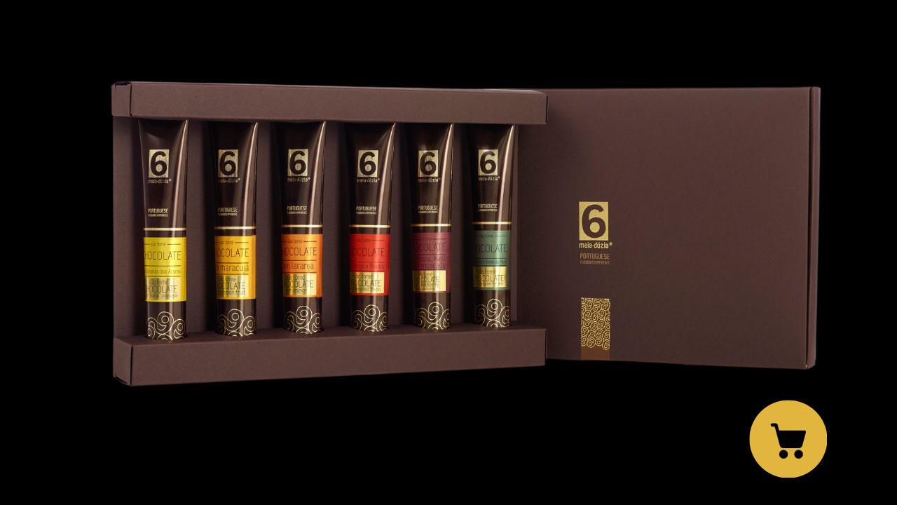 Os melhores cremes de Chocolate Negro do mundo