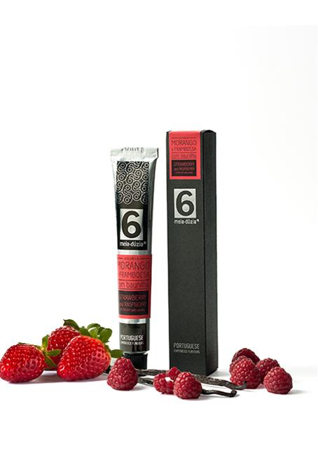 Strawberry Raspberry Vanilla Quick Jam Recipe — Dishmaps